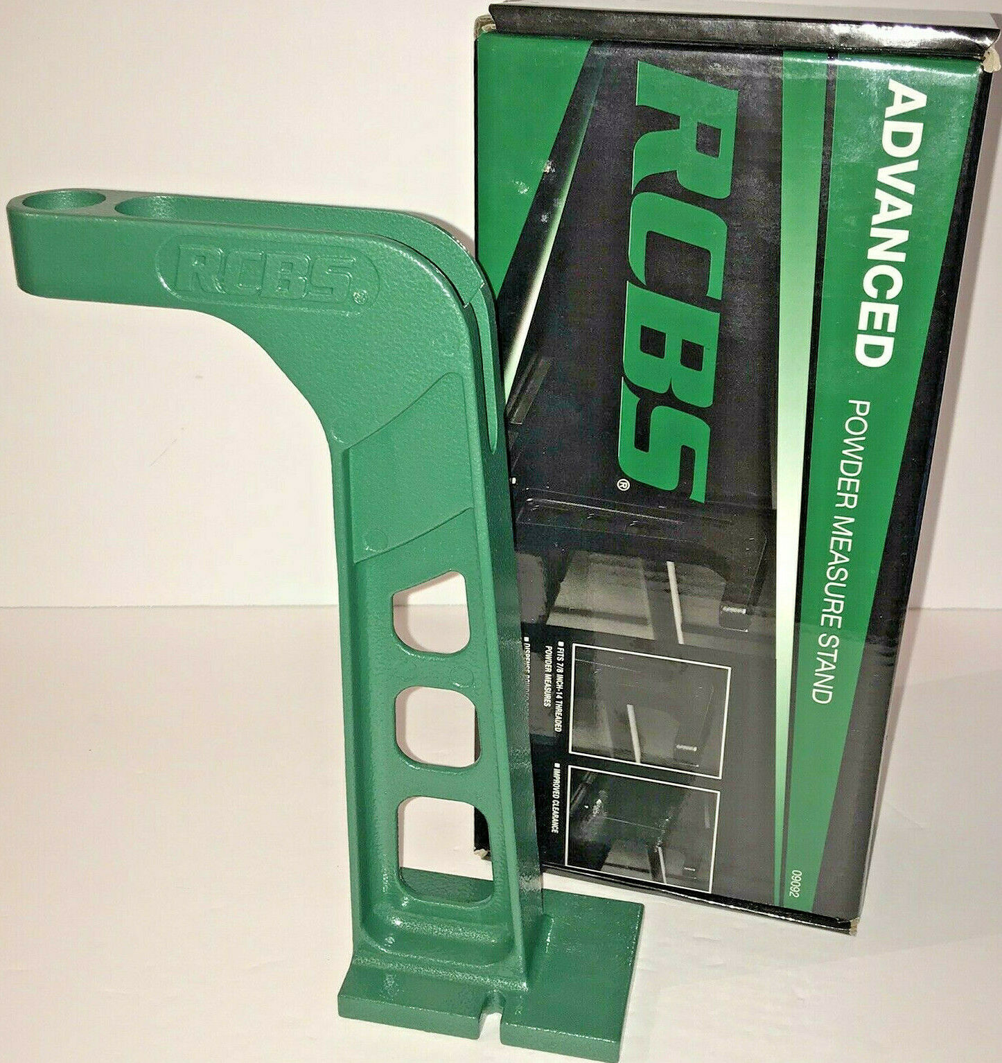 RCBS Advanced Powder Measure Stand 9092 for sale online
