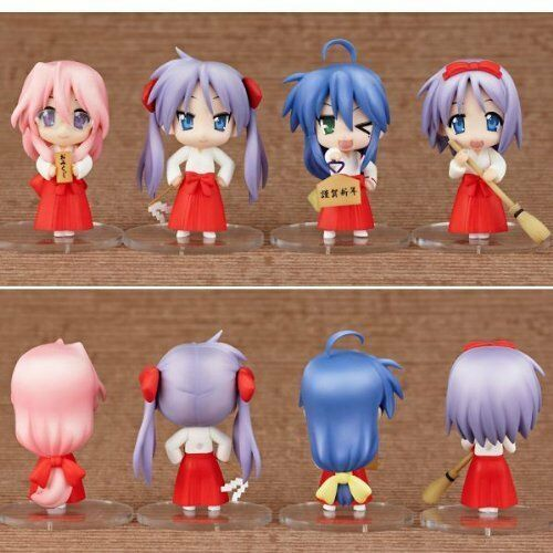 Nuevo Nendoroid Pequeño Lucky Estrella Año Nuevo Set Figura Good Smile Company F   S