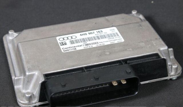 Audi A8 4H W12 Steuergerät für Allradantrieb 4H0907163 control unit quattro