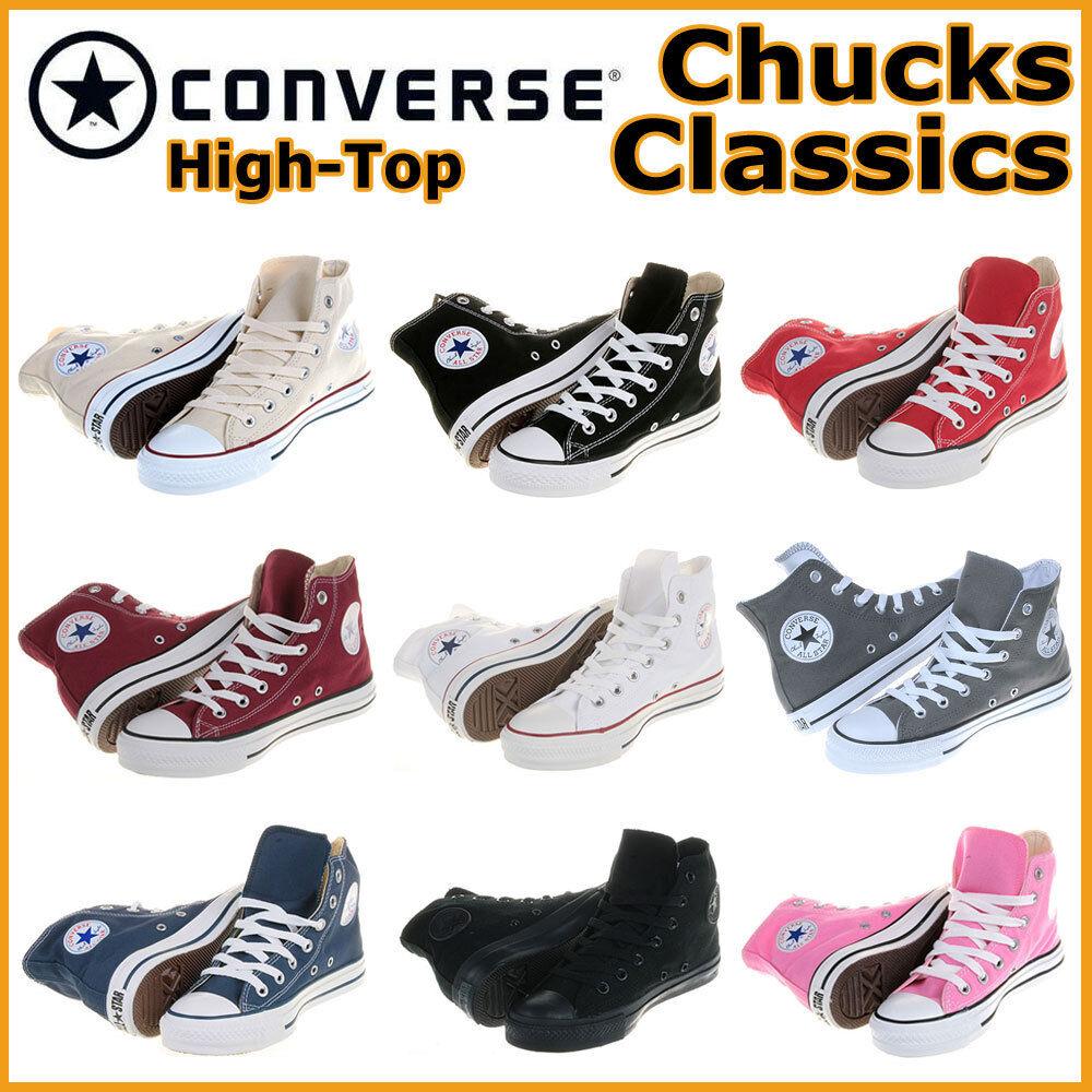 Converse Star - Chucks - All Star Converse Hi - Klassiker - Gr: 35-48 379dab