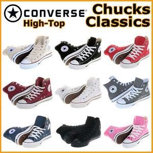 Converse-Chucks-All-Star-Hi-Klassiker-Gr-35-48