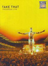 Take That : Progress Live (2 DVD)