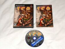 ICO PlayStation 2 Game COMPLETE PS2 i c o Yorda icko iko Sony Works Great
