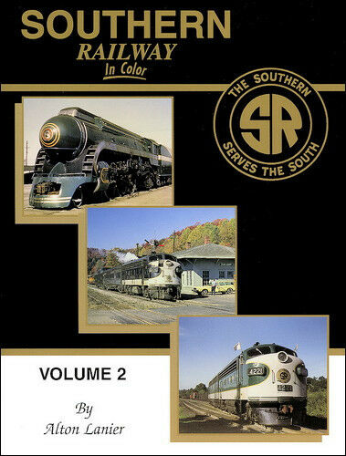 Southern Railway in Colore,Vol. 2 - Washington,D.c. To Nuovo Orleans -  Nuovo Libro