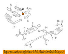 Center Muffler For 05-11 Volvo XC90 4.4L V8 SQ54B4
