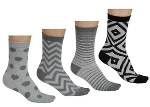 8 Paar Streifen Socken  35-38 39-42