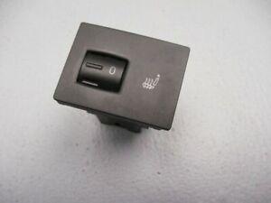 VW TOUAREG 7L 5.0 V10 TDI 06-10 Schalter Sitzheizung 7L6963569C