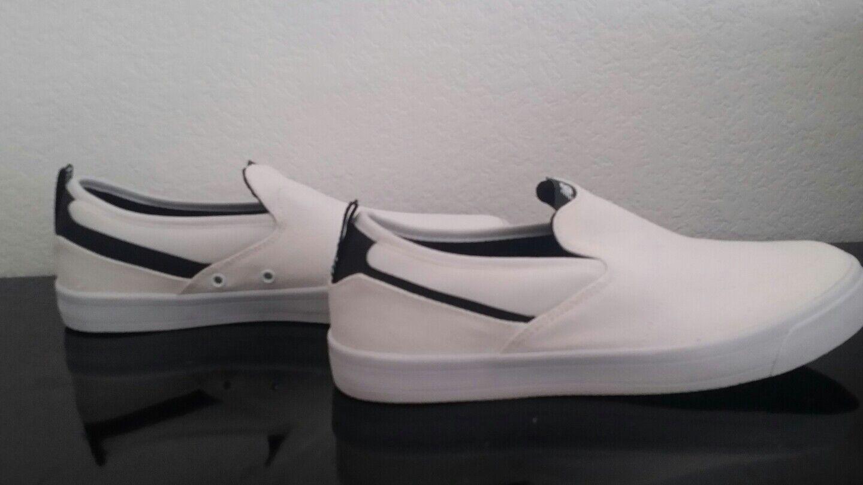 New Balance AM101WHT Fresh Foam White Black Men Women shoes Slip On 8.5