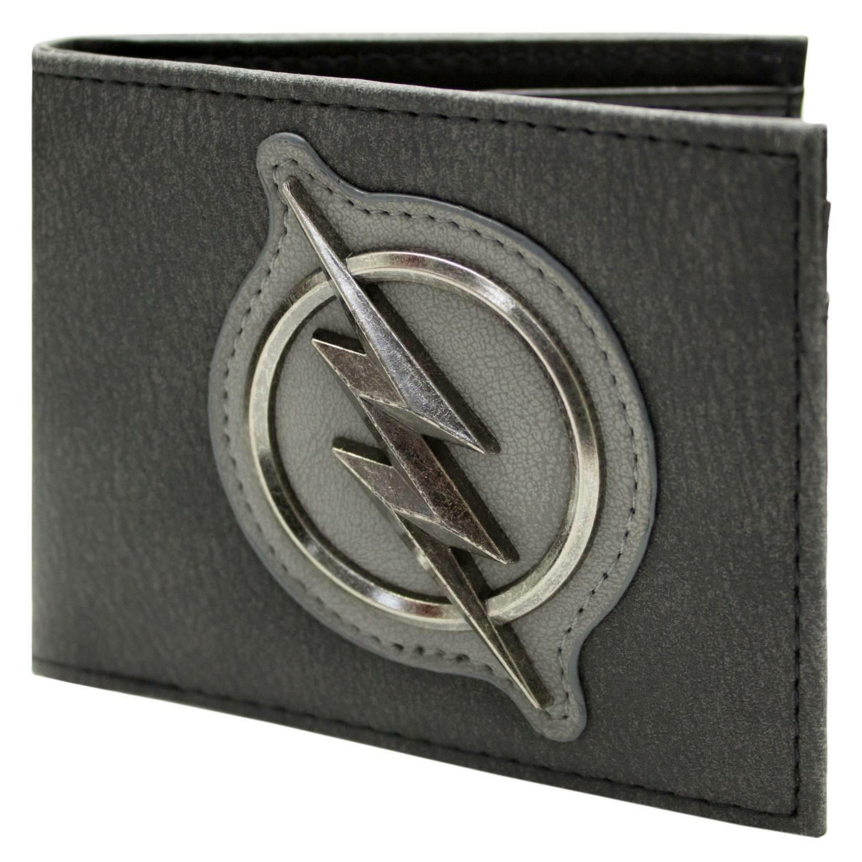 Official Zoom Hunter Zolomon Suit Black ID & Card Bi-Fold Wallet *SECOND*