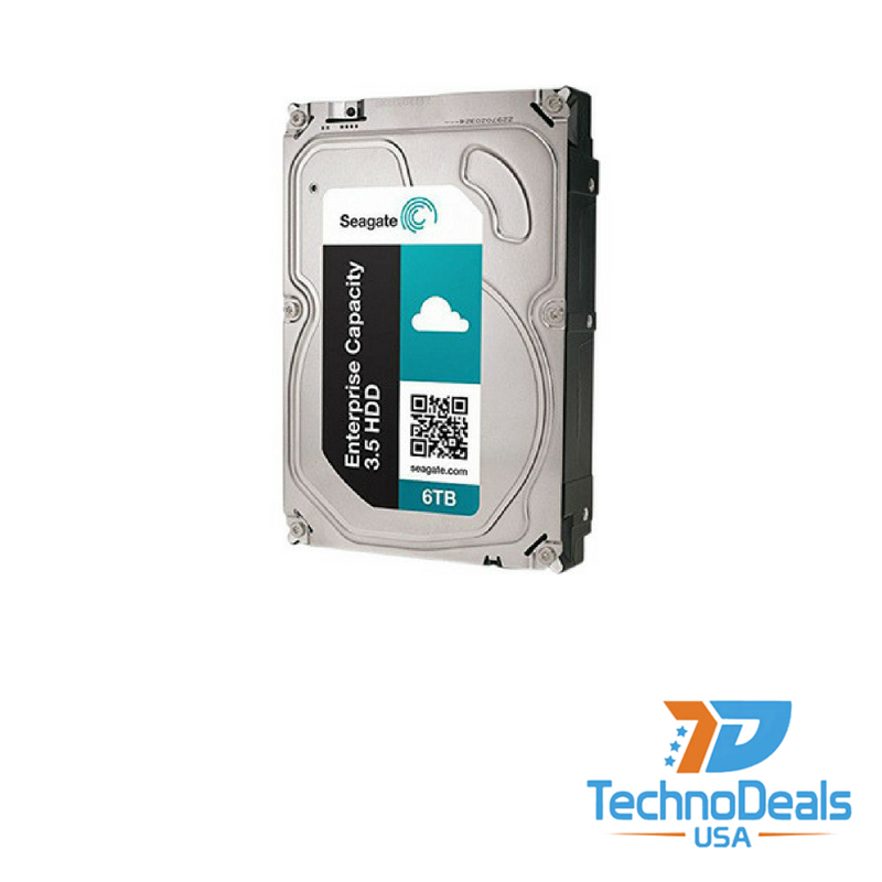 "Seagate SAS 5.9TB Internal 7200RPM 3.5/"" ST6000NM0034 HDD"