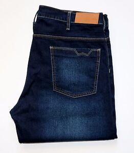 New Wrangler Flex Straight Fit Jeans Japanese Selvedge Denim Men S