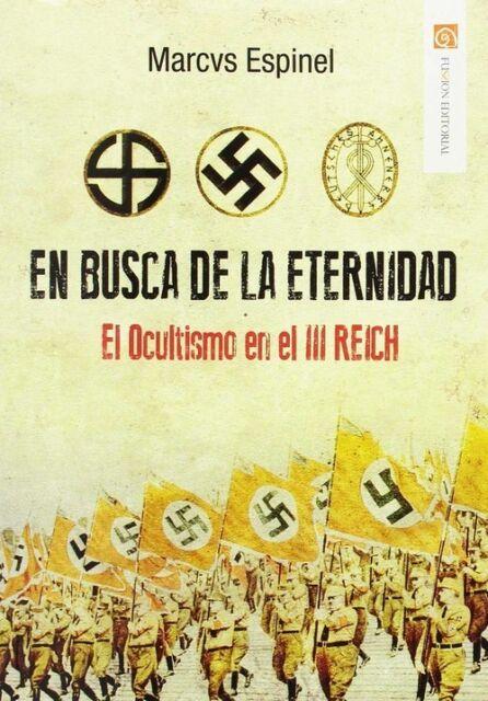 EN BUSCA DE LA ETERNIDAD. NUEVO. Nacional URGENTE/Internac. económico. HISTORIA