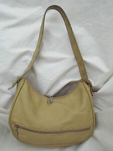 220d12657c AUTHENTIQUE sac à main LACOSTE cuir BEG bag à sasir | eBay