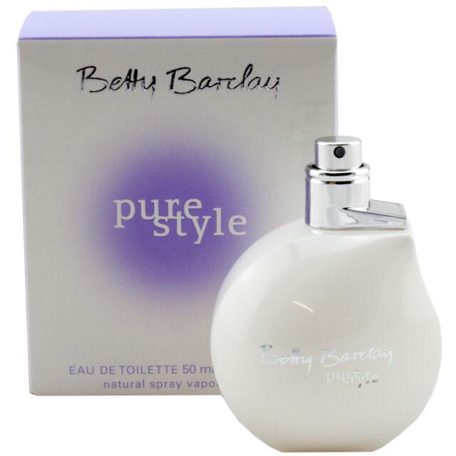 Betty Barclay pure Style Eau De Toilette 50 Ml | eBay
