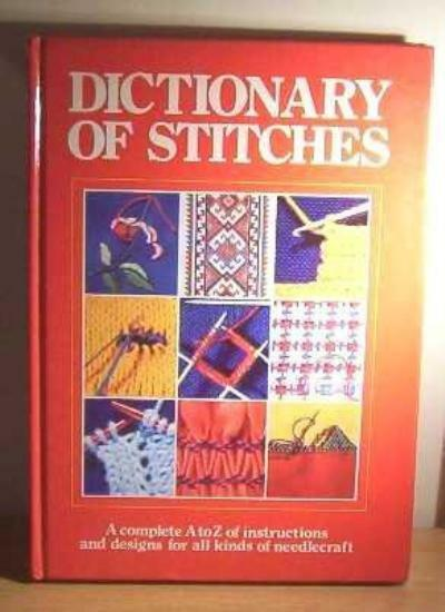Dictionary of Stitches (Golden Hands),Sheila Brull