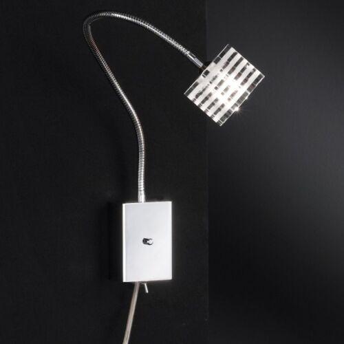 Wandleuchte Design Strahler Flur Wohn Schlaf Ess Zimmer Lampe Küchen Spot Loft