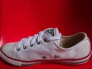 Détails sur Converse Unisexe Chuck TAYLOR classique couleur All Star Hi Lo Tops Taille 36.5