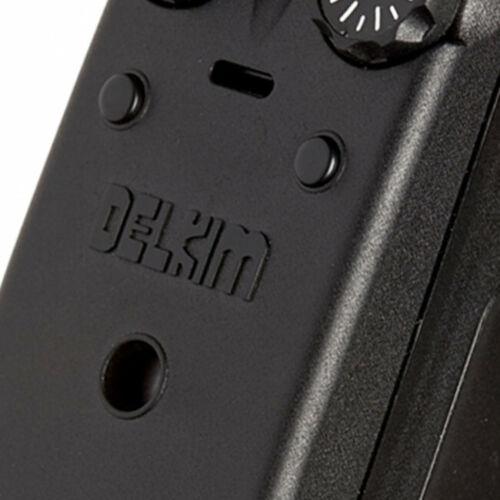 3 x Delkim TXI-D Bite Alarms plus Receiver FREE Batteries All Colours