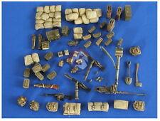 Verlinden 1/35 VP 2647 M 151 Ford Mutt Zurüstsatz, Vietnam