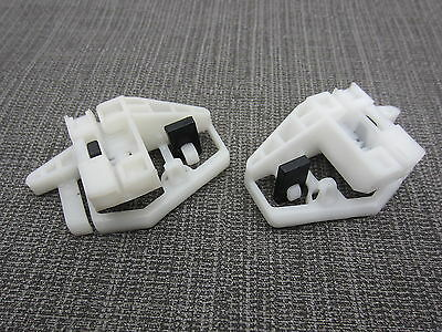 06 2/3 DOORS RENAULT MEGANE WINDOW REPAIR CLIPS FRONT RIGHT UK DRIVER SIDE