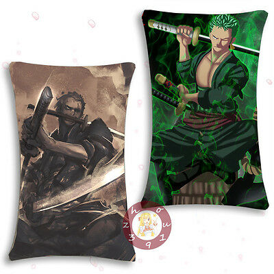 Anime One Piece Zoro Hugging Body Pillow Case Cover 35cm*55cm#BX23