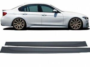 Minigonne-Laterali-per-F30-Alette-Sport-Stile-M-Lato-Gonna-Add-su-ABS-Plastica