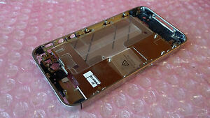 10pcs iPhone 4S Mid Frame Housing Middle Bezel Chassis Repair Part New In A Box