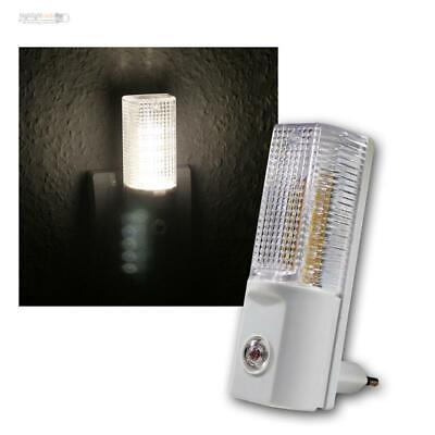 Led-nachtlicht Mit Tag/nacht-sensor, Nachtleuchte Warmweiß Nachtlampe Notlicht Weder Zu Hart Noch Zu Weich