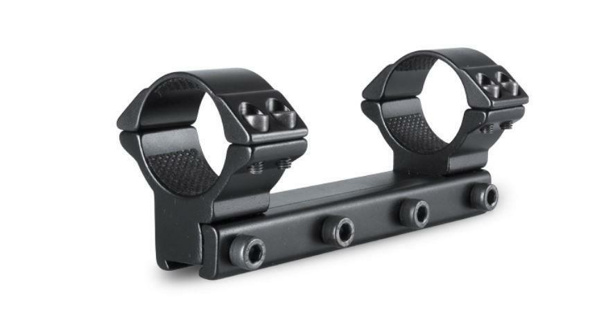 Hawke Match Rifle Scope 1 PIECE Mount Ring - 30mm ring HIGH 9-11mm base - 22111