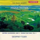 Klavierwerke Vol.4 von Geoffrey Tozer (1998)
