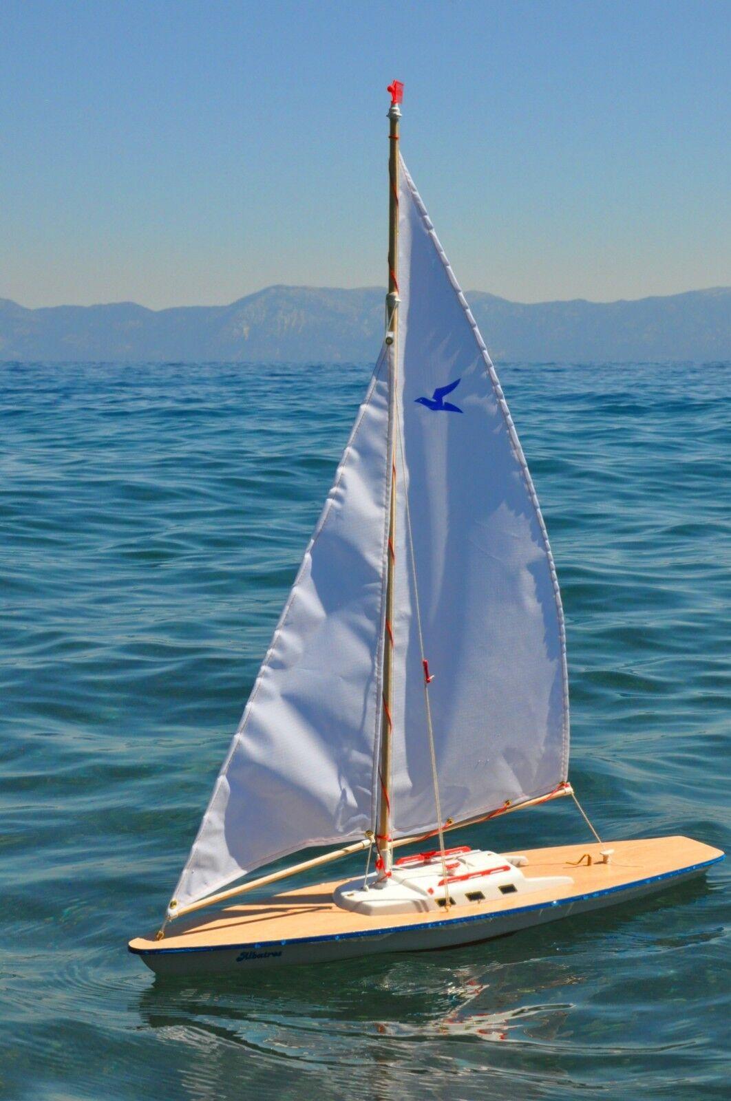 sport caldi Nuovo Gunther Albatros Albatros Albatros sailboat- greegest e fastest in the fleet   negozio fa acquisti e vendite