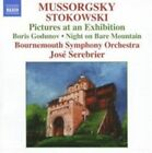 Mussorgsky Pictures At an Exhibition CD