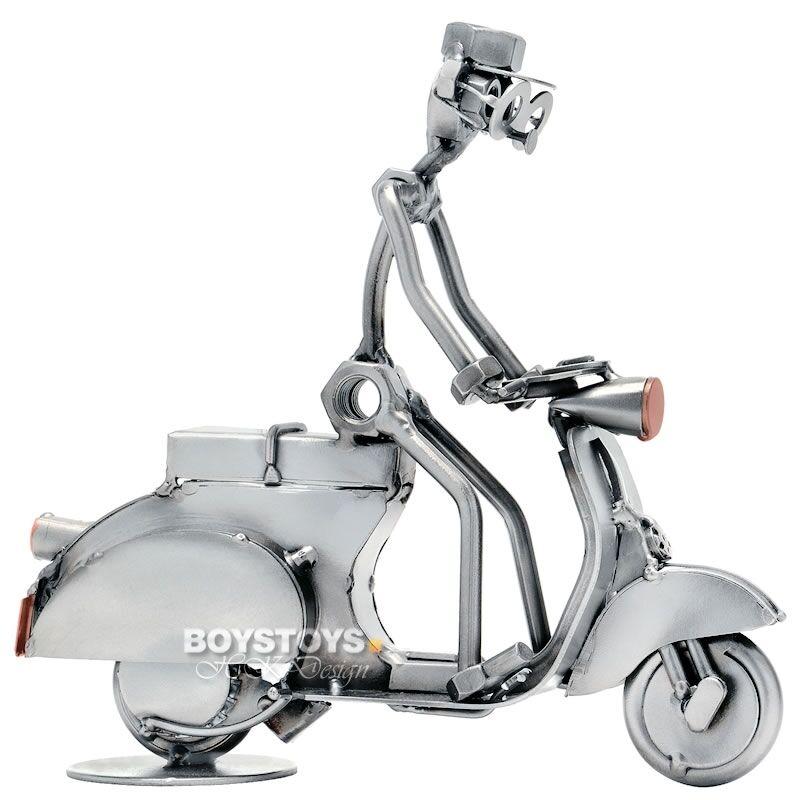 Motorroller  Roller  Schraubenmännchen