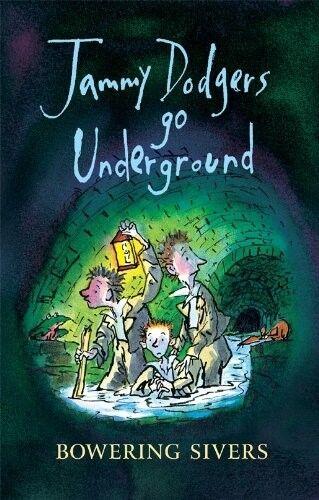 1 of 1 - Very Good, Jammy Dodgers Go Underground, Sivers, Bowering, Book