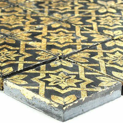 Slate Porcelain Mosaic Tiles Beatgold