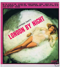 LP SURPRISE PARTY LONDON BY NIGHT (DISQUES PRESIDENT)