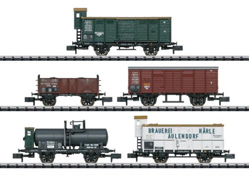 Minitrix 15534 Wagons-Set article neuf