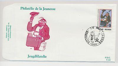 100% Kwaliteit Belgie Nero/neron-fdc-first Day Cover-2002-bd-bandedessinée Cartoons Genezen Van Hoest En Het Verlichten Van Slijm En Verlichten Heesheid
