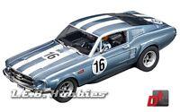 Carrera Evolution Ford Mustang Gt, No.16 1:32 Slot Car 27525