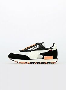 Puma-Future-Rider-Dystopia-Femmes-Hommes-Sneaker-Baskets-Chaussures-Neuf-374037-02