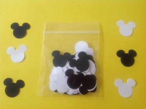Lot de 100 mixte Mickey Mouse confettis Disney Mariage Acheter 2 boîtes obtenez 1 GRATUIT