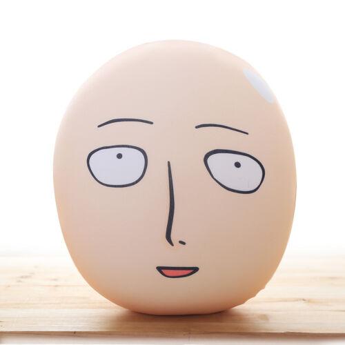 Hot Anime One Punch Man Pillow Saitama Bald Superman Stuffed Toys