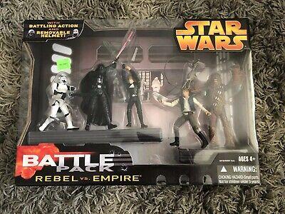 Rebel vs Empire STAR WARS BATTLE Packs Pack Revenge of the Sith