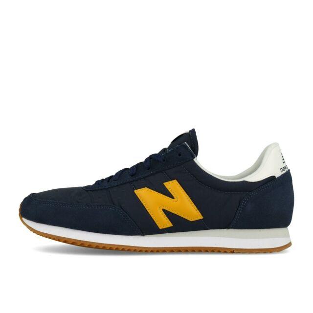 New Balance UL 720 BA Navy Yellow Schuhe Sneaker Blau Gelb ...