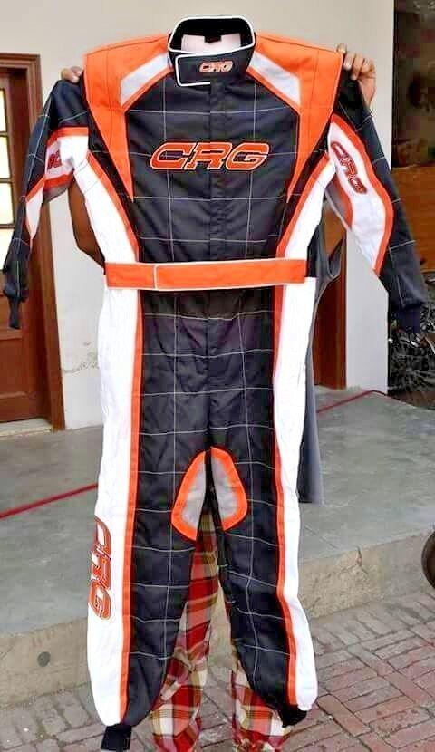 CRG Go-Kart Race Suit Cik FIA  Level 2  the lowest price