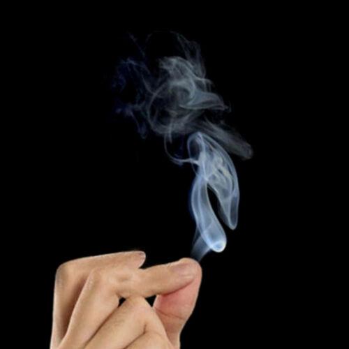 10pcs Close-Up magic change gimmick finger smoke fantasy trick prop  LB