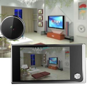 3-5-inchs-LCD-Touch-Screen-Wireless-Digital-Doorbell-Viewer-Door-Eye-Anti-theft