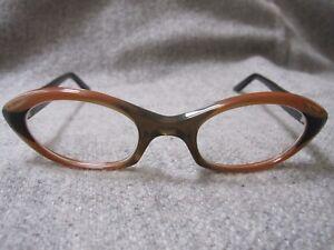 ea01e51dd5 Vintage Michael Birch Eye Glasses Retro 1960 s Cat Eye Made In ...
