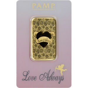 1-oz-Gold-Bar-PAMP-Suisse-Love-Always-999-9-Fine-in-Assay