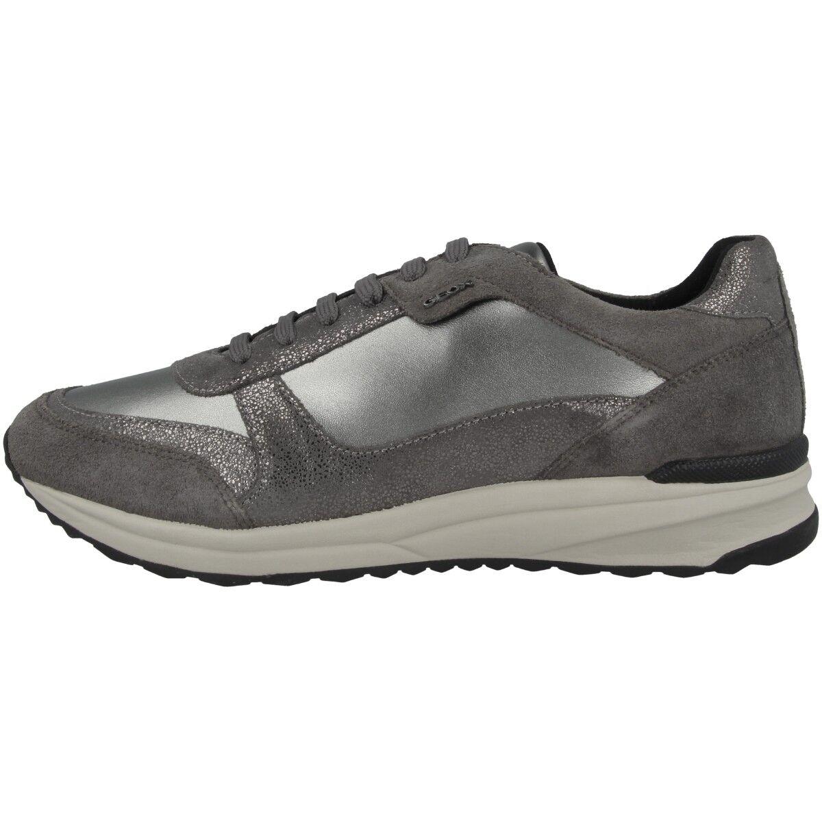 Geox D airell C Chaussures Femmes baskets Loisirs Baskets Gun d642sc022ajc1g9f
